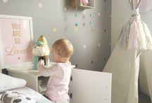 Miralle tiipii, talohyllyt makuuhuone sisustusidea