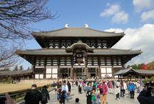 おでかけ(奈良) Outing to Nara