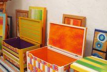 Ideas Deco - Pintura -Muebles