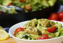 Recepten - groentepasta
