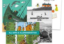 Håll Sverige rent. Hållbar utveckling