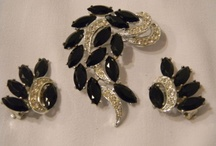 Vintage Brooches and Earrings I Own / by Debra Laflin