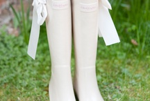 Wet weather weddings / Ideas for getting married in the rain
