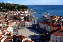 Koper (Slovenia) / Places to see in #koper.