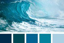 farby-color / farebné palety