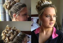 Wedding hairstyles / All things to do with wedding, bridal hair and makeup. Giving you lots of ideas