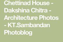 chettinad architecture