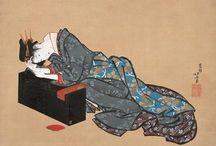 浮世絵美人画