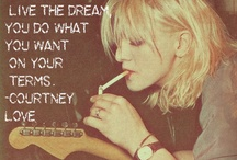 Courtney Quotes / Best Courtney Love's quotes❕❗️