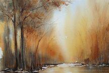 Art: Chantal Jodin, watercolorist