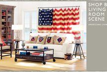 Living Room / by Dallas Greer