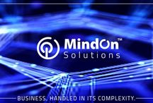 MindOn graphics / Pics & graphics we at MindOn Solutions designed.