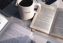 preteding to be studying