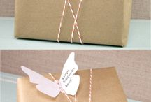 Gift wrapping / Kadootjes