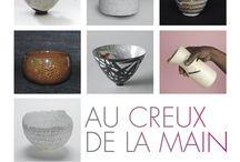 Expositions sur la Céramique / Expositions à voir sur la céramique en puisaye et ailleurs