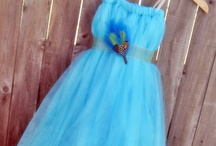 Tulle dresses / by Lori Stifter