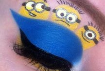 makeup  boží
