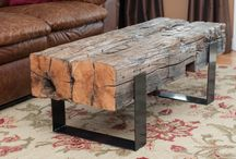 Amazing industrial inspired furniture