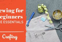 Beginners Tips for Sewing Success!