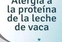 Alergia Proteína de la Vaca