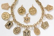 Warmblood Breed Charms / Selection of Breed Charms offered in both Sterling Silver and 14k Gold