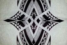 Tatuagem - Bracelete indigena