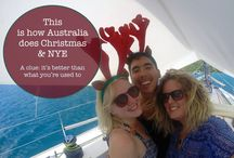 // Christmas Aussie Style / They do the festive season a little differently Down under...