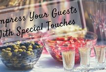 Party Tips / Discover tips and tricks to make planning your next party a breeze!