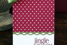 Christmas cards / by Tonya