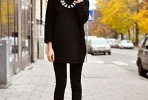 #PMTSWardrobe / Black on Black style inspiration for your Paul Mitchell School Wardrobe