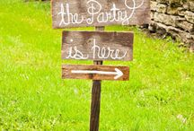Eco Parties & weddings / Eco party, gatherings & wedding ideas for all creative minds! Challenge accepted!