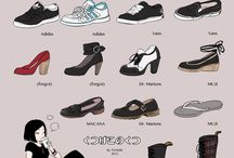 Shoes/clothes/outfits