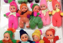 bonecas vintage