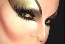 travestiet makeup