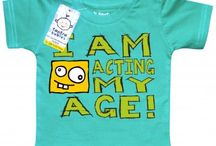 Tantra Babies Tees / Funny Messages T-Shirts for Babies in India