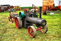 Old Tractors / by Brent Wilson