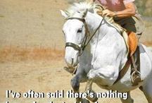 Horses/Barn