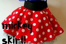 DIY Disney costumes and ideas