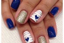 Nails decoration