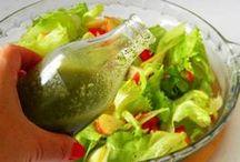 Molhos de salada