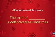 Countdown 2 Christmas / Only 10 days to go for #Christmas!! #Countdown2Christmas with #LincPens while having fun. Let's see how much you know about this #festival