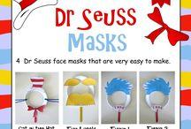 For the Kiddos- Dr Seuss