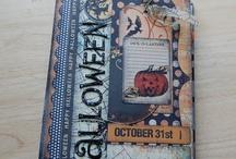 Craft * Album Halloween