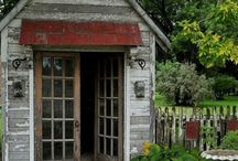 Sheds, spaces & follies / by Tuut Tuuttuut