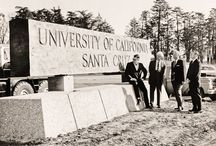 UCSC'S 50th Anniversary / UCSC was founded in 1965 on a plot of land that would later become the beautiful campus we know and love. Follow along as we share the best pins celebrating UCSC turning 50 years young in 2015.