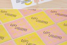 BUSINESS CARD - personal branding