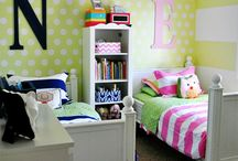 Kids Rooms / by Alayna Cook