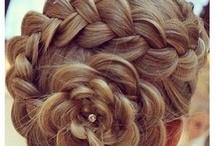 Hair <3 / Inspiration for hairstyles as well as some of my own that I have done