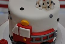 Firefighter Birthday / by Nicole Dunning- Weaverling