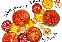 Citrus / All Things Citrus - Lemon, Lime, Orange, Grapefruit and more